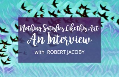 An Interview with Robert Jacoby