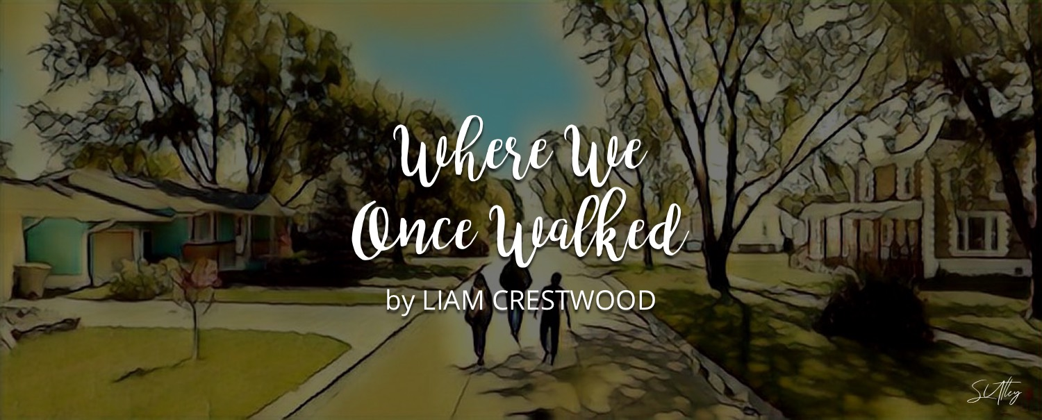 WHERE WE ONCE WALKED