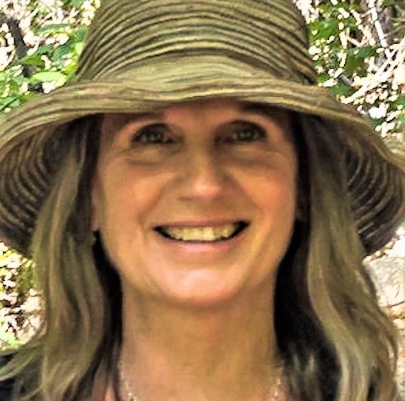 Katherine West Author Photo