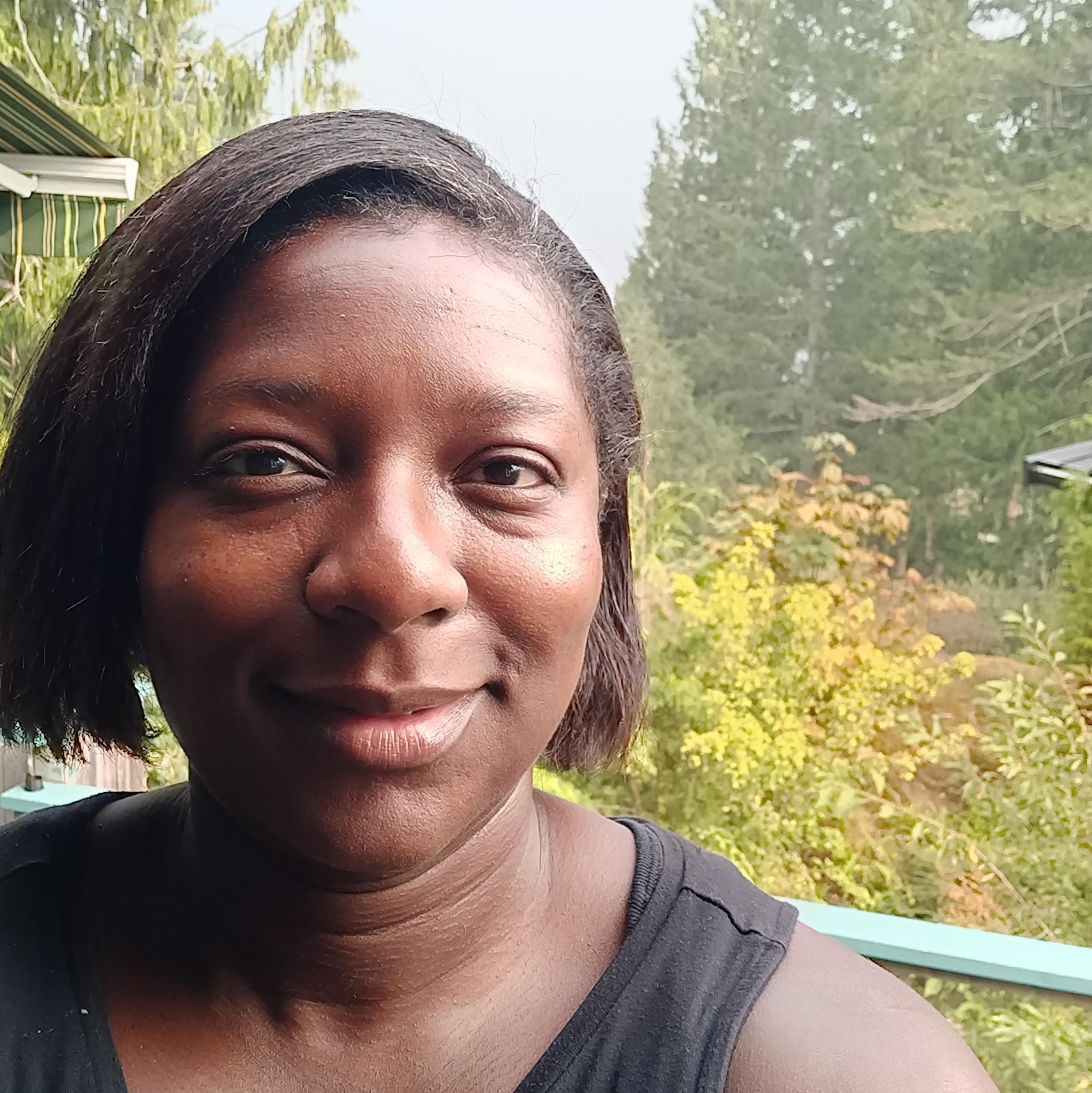 Author Abiola Regan