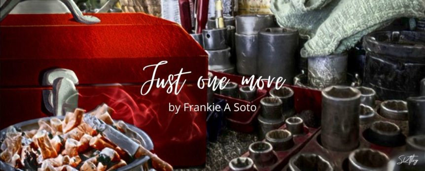 Just one more by Frankie A Soto