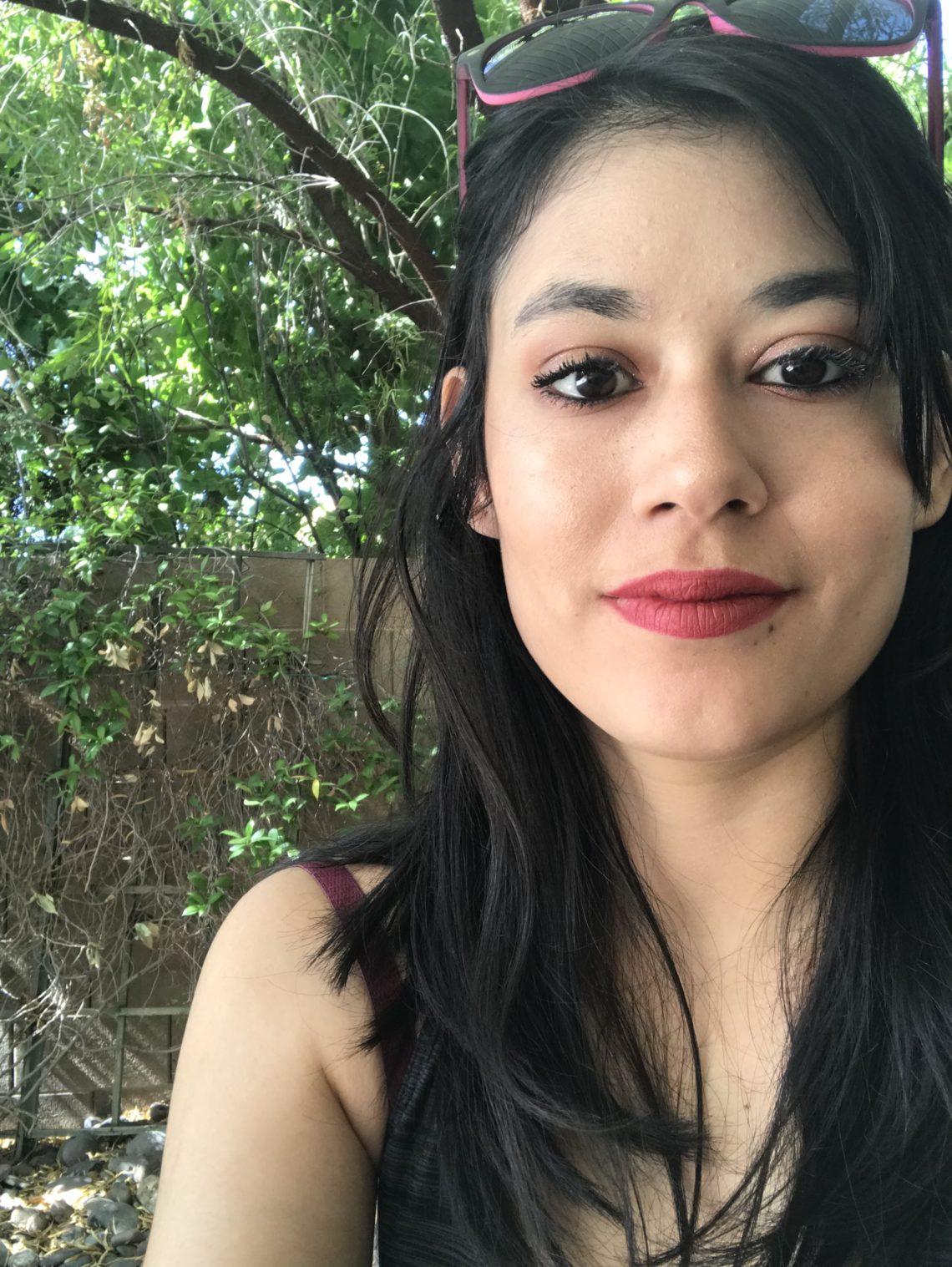 Author Roselili Vargas