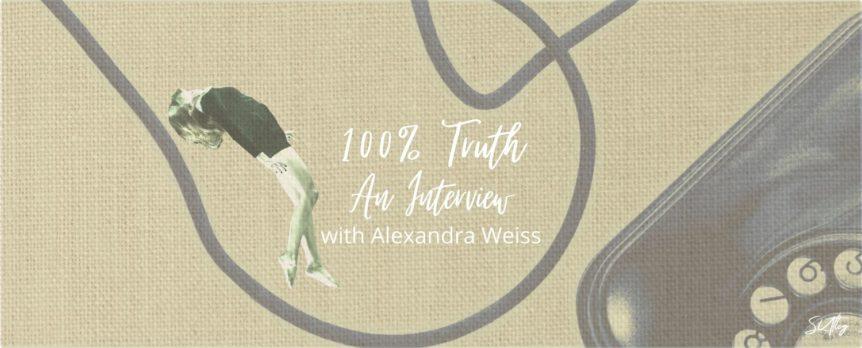 An Interview with Alexandra Weiss