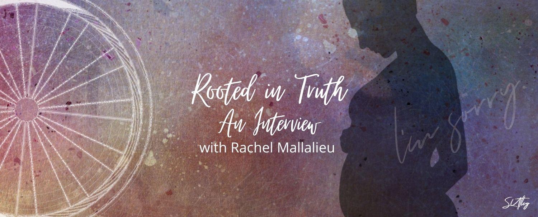 An Interview with Rachel Mallalieu