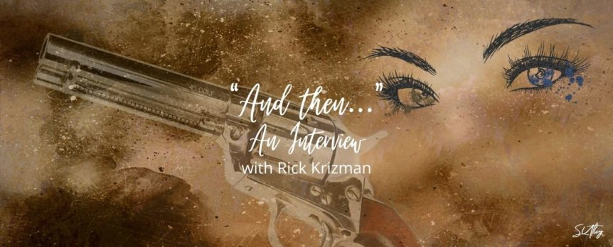 An Interview with Haunted Waters Press Contributor Rick Krizman