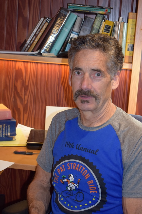 Haunted Waters Press Contributor Dan Reilly