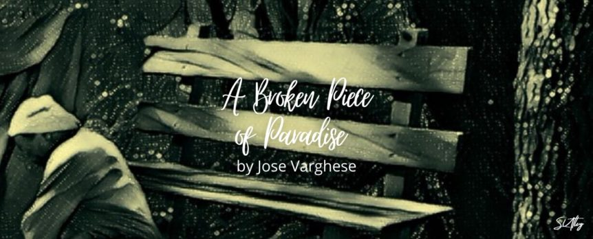 A Broken Piece of Paradise by Jose Varghese