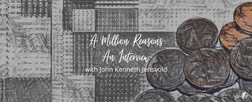 Author Interview with John Kenneth Jensvold
