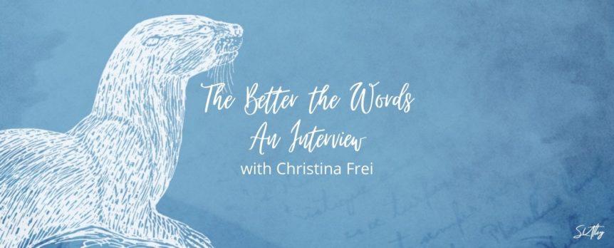 Author Interview with Christina Frei