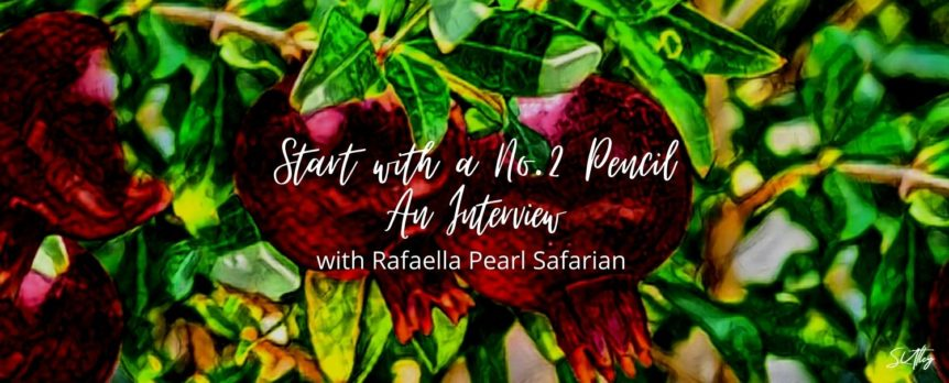 An Interview with Rafaella Pearl Safarian