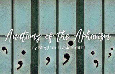 Anatomy of the Aphorism